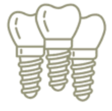 Multiple tooth Implant in London