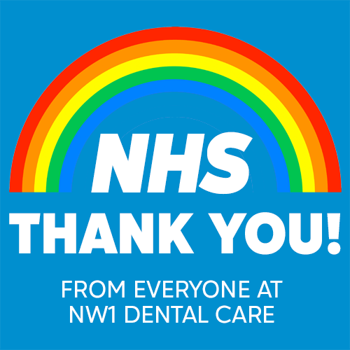 thank you nhs from nw1 dental care